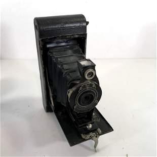 Vintage Kodak Rainbow Hawkeye No 2A Folding Bellows