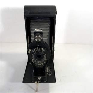 Antique Vintage Eastman Kodak #3A Folding Hawkeye Model