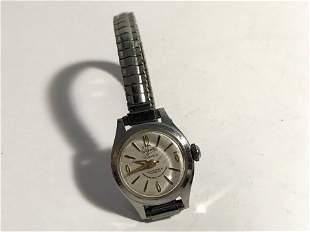 Vintage 17j Piguette Watch with Incabloc working