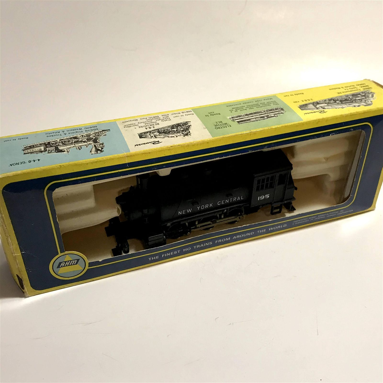HO Scale AHM 54848 NYC New York Central