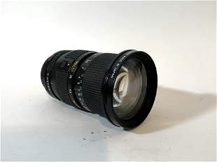 Canon FD 35-105mm 1:3.5 Zoom Lens - NEAR MINT! RARE