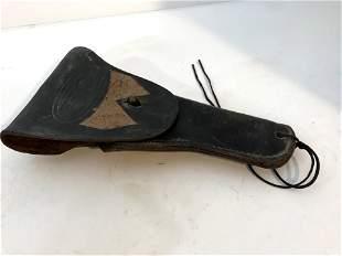 WW2 U.S. Model 1911 Leather Holster WWII by WARREN