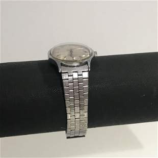 Vintage Timex Automatic Water Resistant Mens Watch