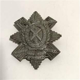 British Military Highland Regiment of Canada WW2