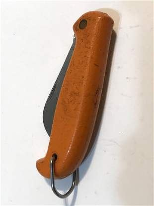 Klein Tool Inc Pocket Knife Hawkbill Vintage Made in