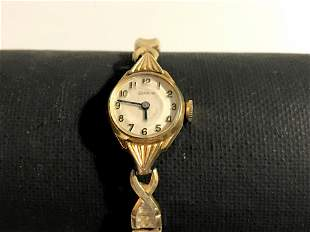 Vintage womens Bulova watch