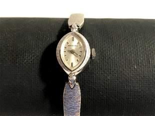 Vintage Longines 10K Gold Filled Ladies Watch Runs