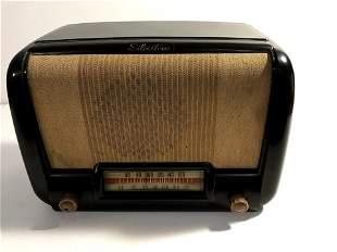 Vintage Antique Radio Silvertone Model 6200 -Tabletop