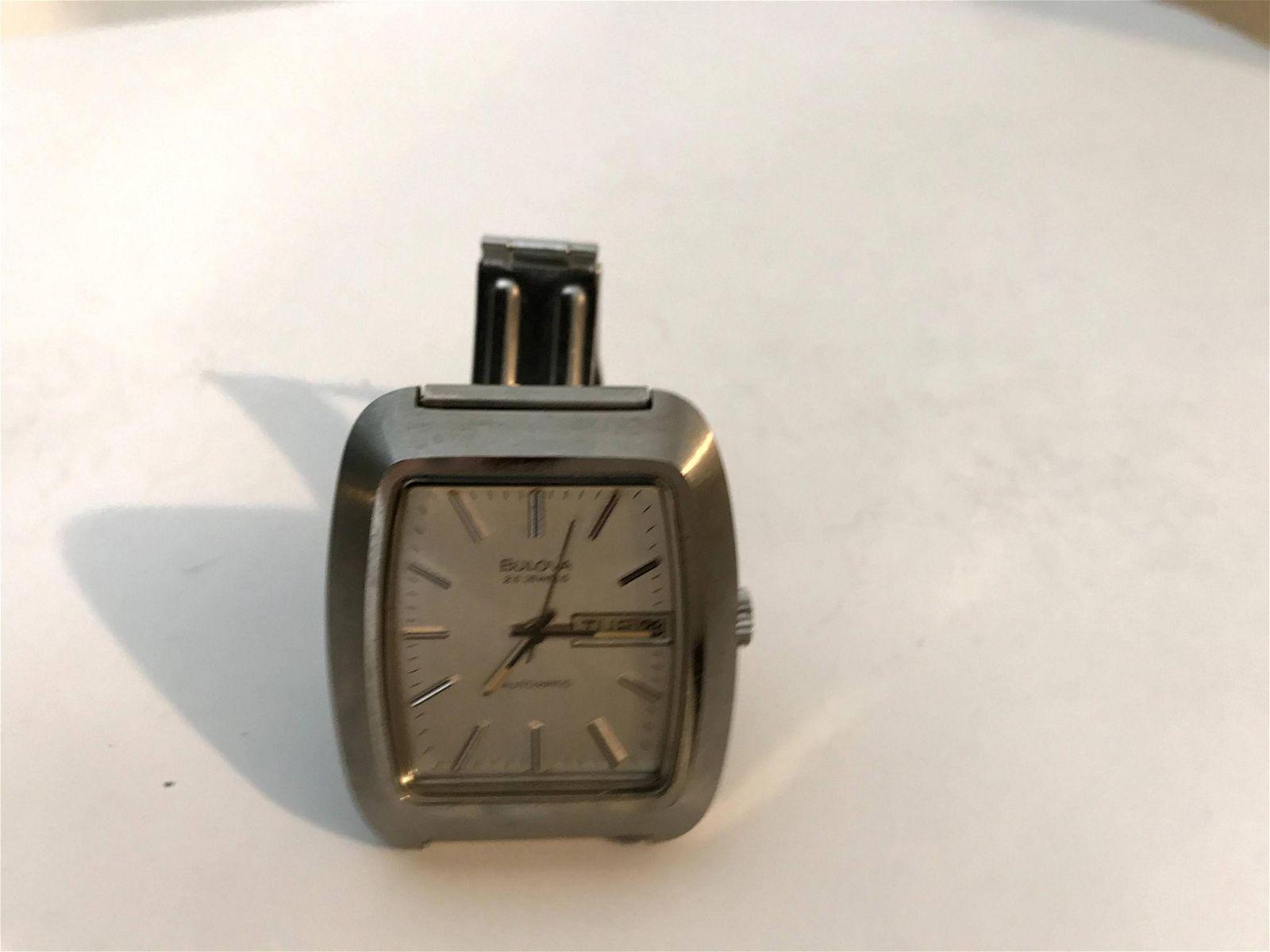 Vintage Bulova Men's Watch 21 Jewels Runs Great