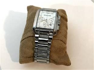 Michael Kors Men's Watch Silver Tone