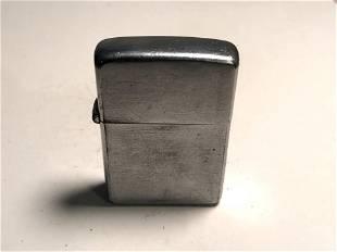 Vintage 1940's Pat. 2032695 Zippo Cigarette Lighter