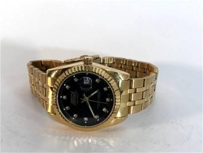 Vintage BOSCK Men's Watch Works