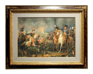 Large Victorian Watercolor,museum quality, private