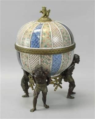 Chinese centerpiece, 19th century
