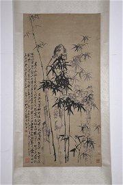 chinese painting by zheng banqiao