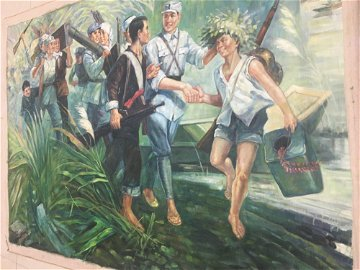 JinShangYi's painting