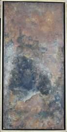 Luis Gowland Moreno, Argentine artist, oil painting