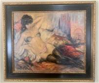 Pierre Eugene Duteurtre French Artist Painting
