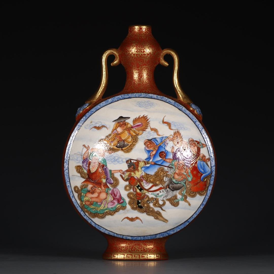Chinese porcelain crafts