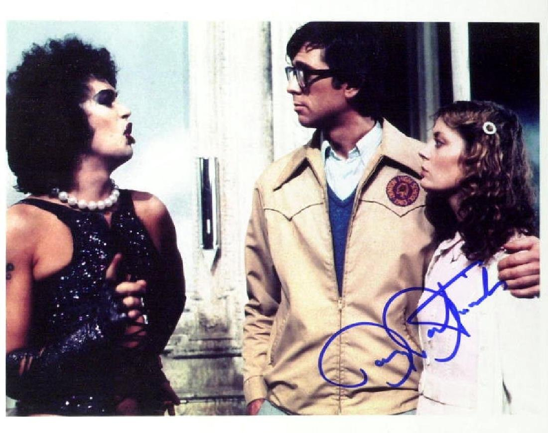 Actor BARRY BOSTWICK - Rocky Horror Photo Signed