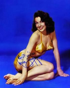 Bikini Nude Photo Of Mara Corday HD