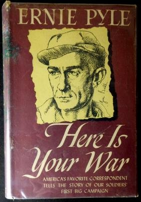 analysis on ernie pyles on world Captain henry thomas waskow (september 24, 1918 – december 14, 1943) was a united states army officer, with the rank of captain, memorialized in ernie pyle's dispatch the death of captain waskow, which in turn was faithfully portrayed in the movie the story of gi joe.