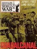 Gen MARK CLARK - WWII Magazine Signed