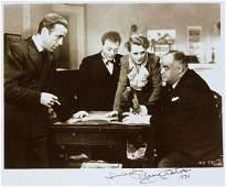430: Actress MARY ASTOR - Movie Still Signed