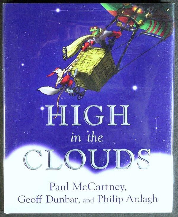 488: Beatle PAUL McCARTNEY - His Book Signed 1st Ed