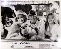 Filmmaker JOHN HUSTON - Photo Signed