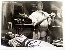Actress ANNE JEFFREYS - Two Photos Signed