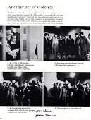JFK Assassination JAMES LEAVELLE  Oswald Photo Signed