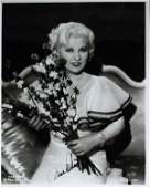 531 Sultry Actress MAE WEST  Vintage Photo Signed