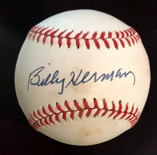 BABE HERMAN - Baseball