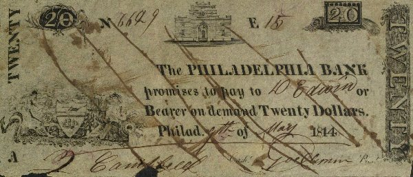 4: Signer D of I From PA GEORGE CLYMER - Check Signed