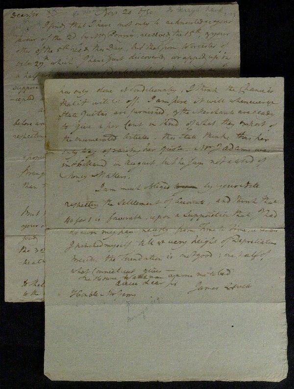 7: VP and Signer ELBRIDGE GERRY - Five Page Doc Signed