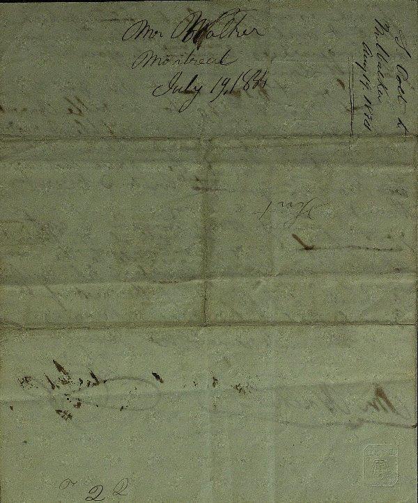 46: Inventor SAMUEL COLT - RARE Autograph Ltr Signed - 4
