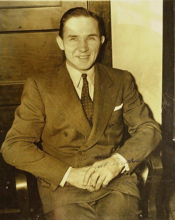 263: Lindbergh Kidnapper BRUNO HAUPTMANN - Photo Signed