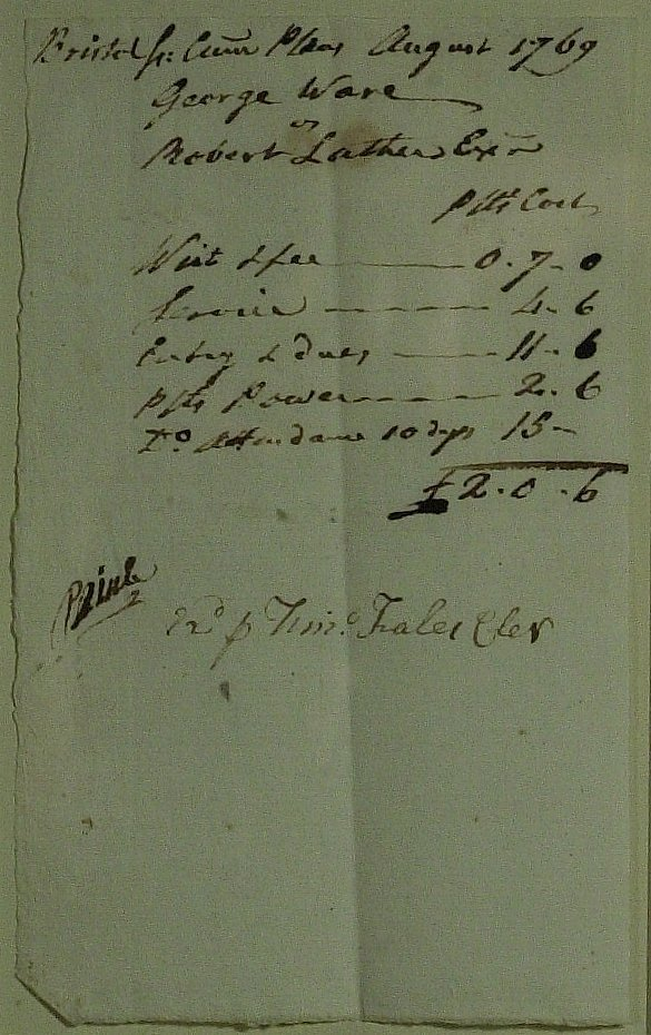 18: MA Dof I Signer ROBERT TREAT PAINE - Doc Signed