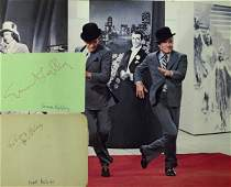 516: FRED ASTAIRE & GENE KELLY - Album Pages Signed