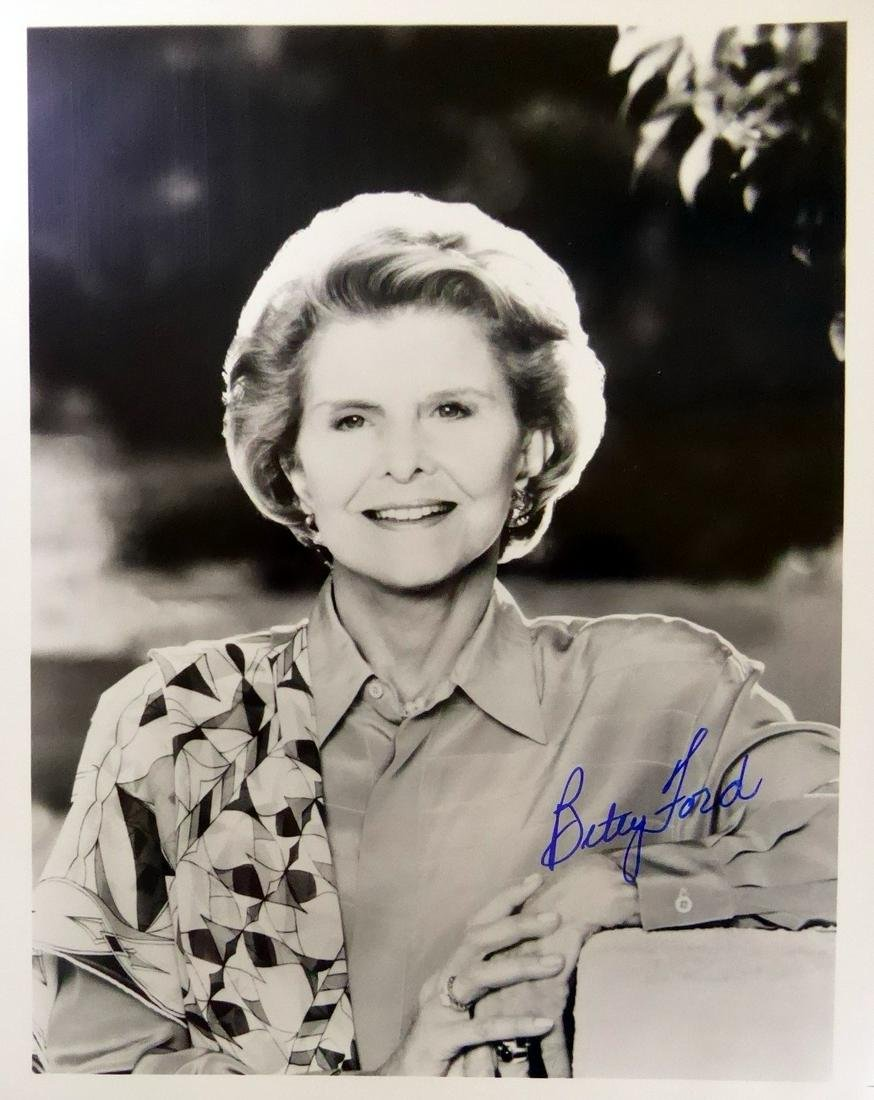 First Lady BETTY FORD - Photo