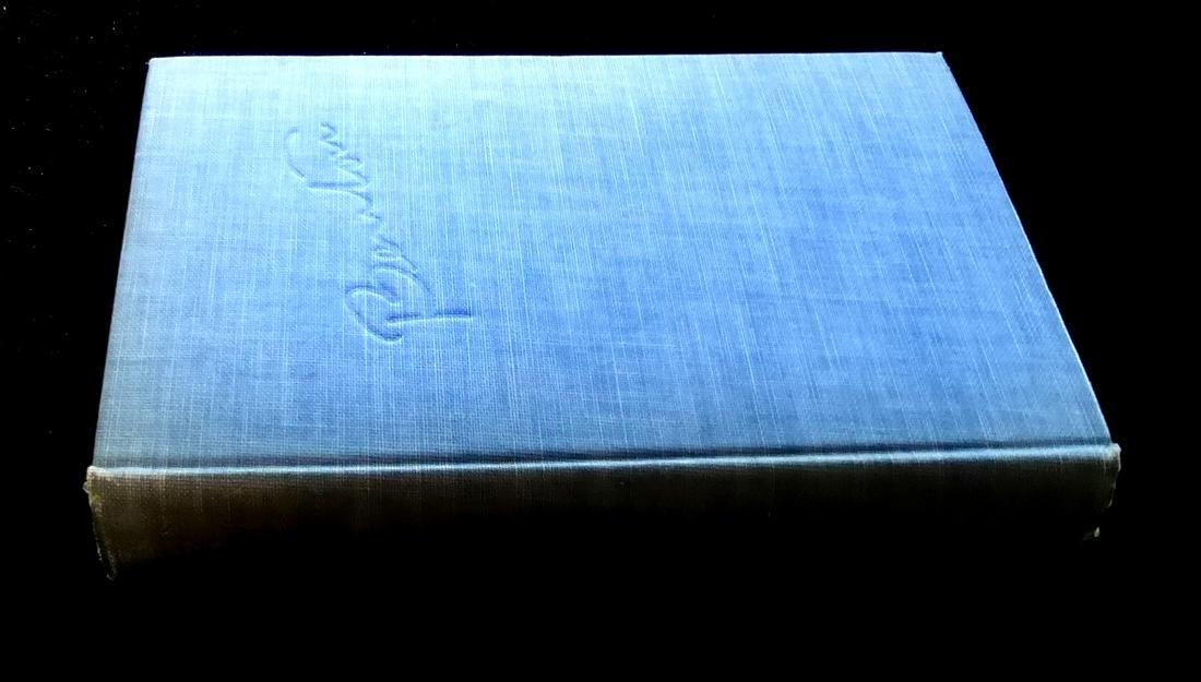 "Painter THOMAS HART BENTON - His Book, ""Artist in"