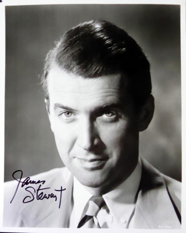 Actor JAMES STEWART - Photo