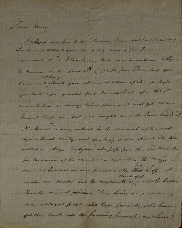 4: PA Signer GEORGE CLYMER - Autograph Ltr Signed