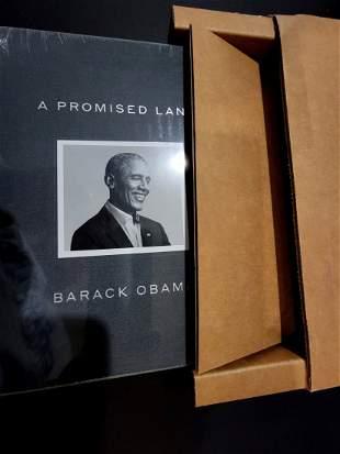 44th Pres BARACK OBAMA - Special Ltd Ed of His Book