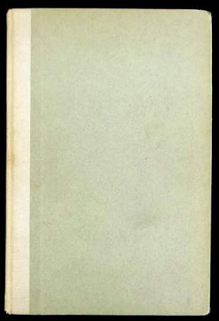 Poet, Playwright EDNA ST VINCENT MILLAY - Ltd 1st Ed