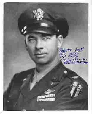 General, Flying Ace ROBERT LEE SCOTT - Photo