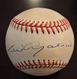 Aparicio, Luis Signed Baseball