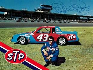 Petty,Richard Signed Photo