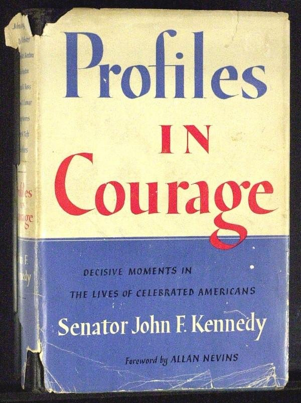 132: John F. Kennedy - Profiles in Courage